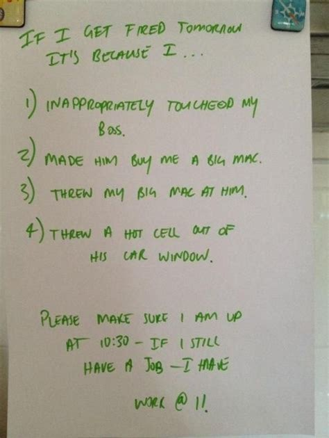 Notes Left Behind - Not sure what happened here… - meme