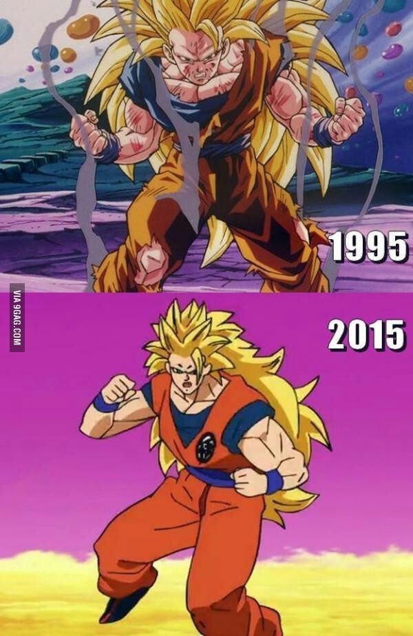 Dragon Ball Super suga caralhos - meme