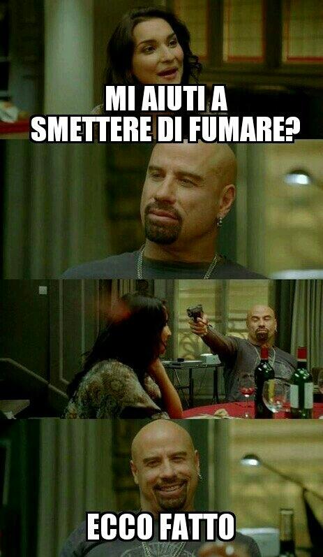 No smoke - meme