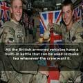 Minchia se mi sento British