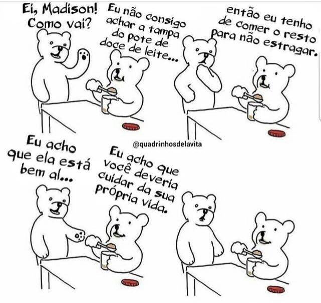 urso gordo - meme