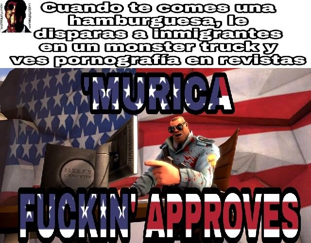 'MURICA, FUCK YEAH! - meme