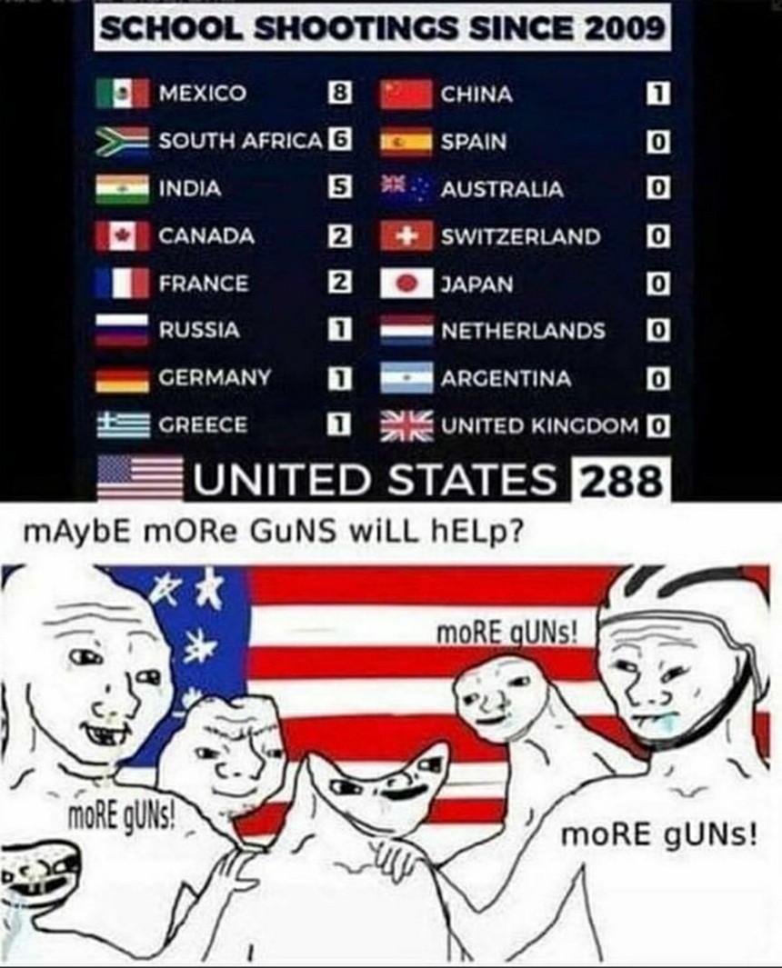 American tradition - meme