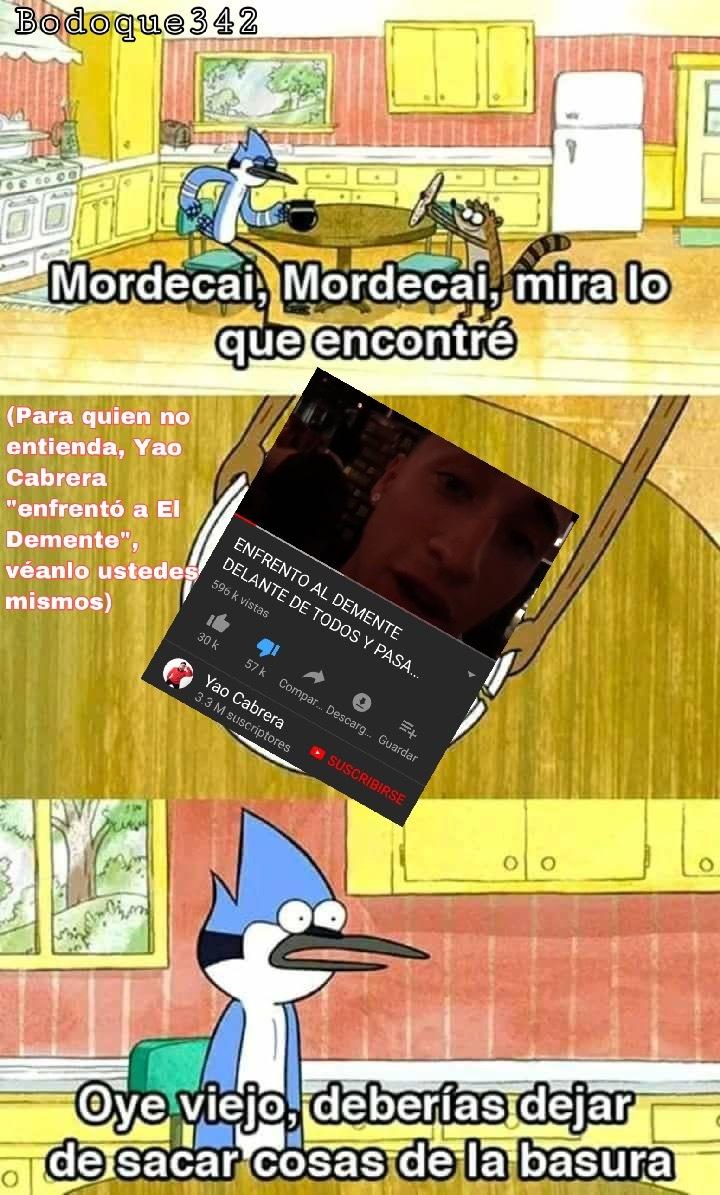 disculpen la plantilla moribunda - meme