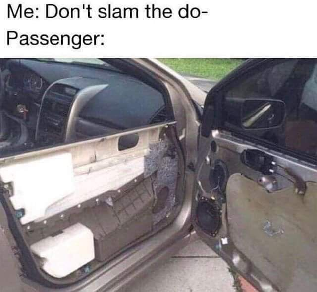 Never fails - meme