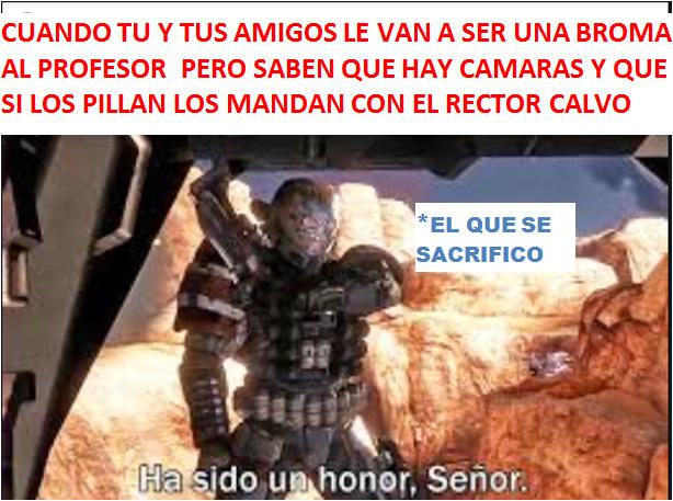 SACRIFICIO - meme