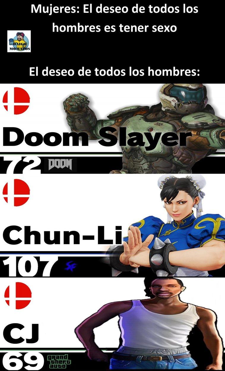 Quien más quiere a estos tres reyes en Smash? - meme