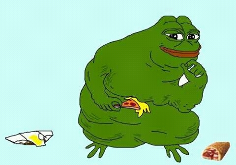 Pepe gordo #4 - meme