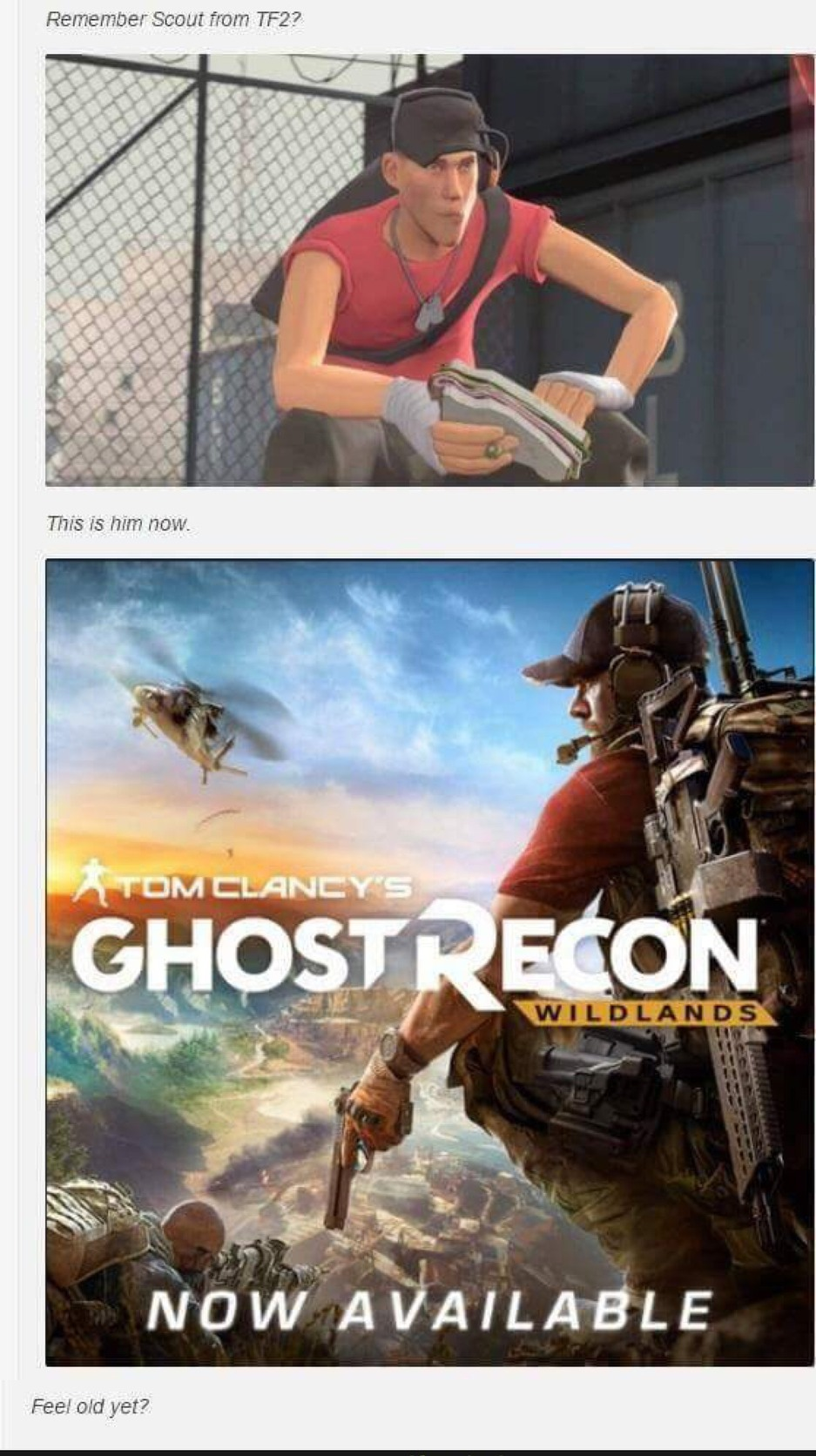 Oh Memedroid, forgive me for this tf2 meme