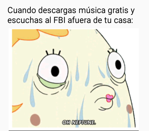 He cometido un crimen! - meme