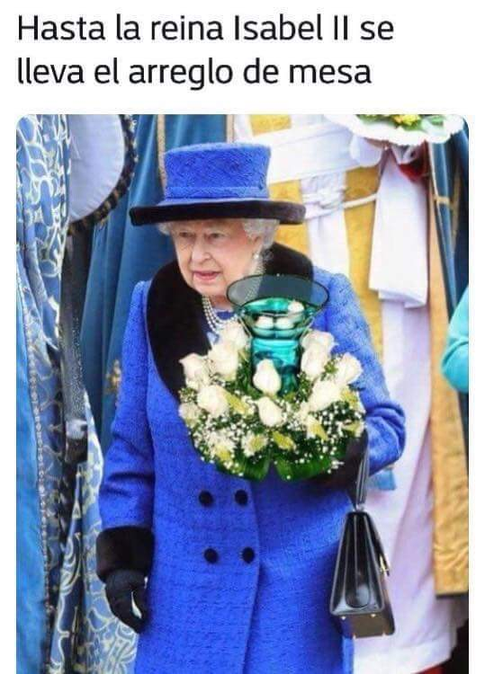 De la reina :v - meme