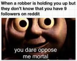 Mortal - meme