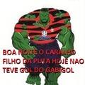 Hulk flamengo