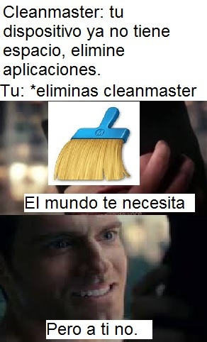 Clean maser - meme
