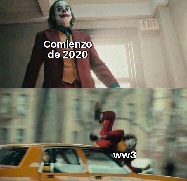 La ww3 - meme