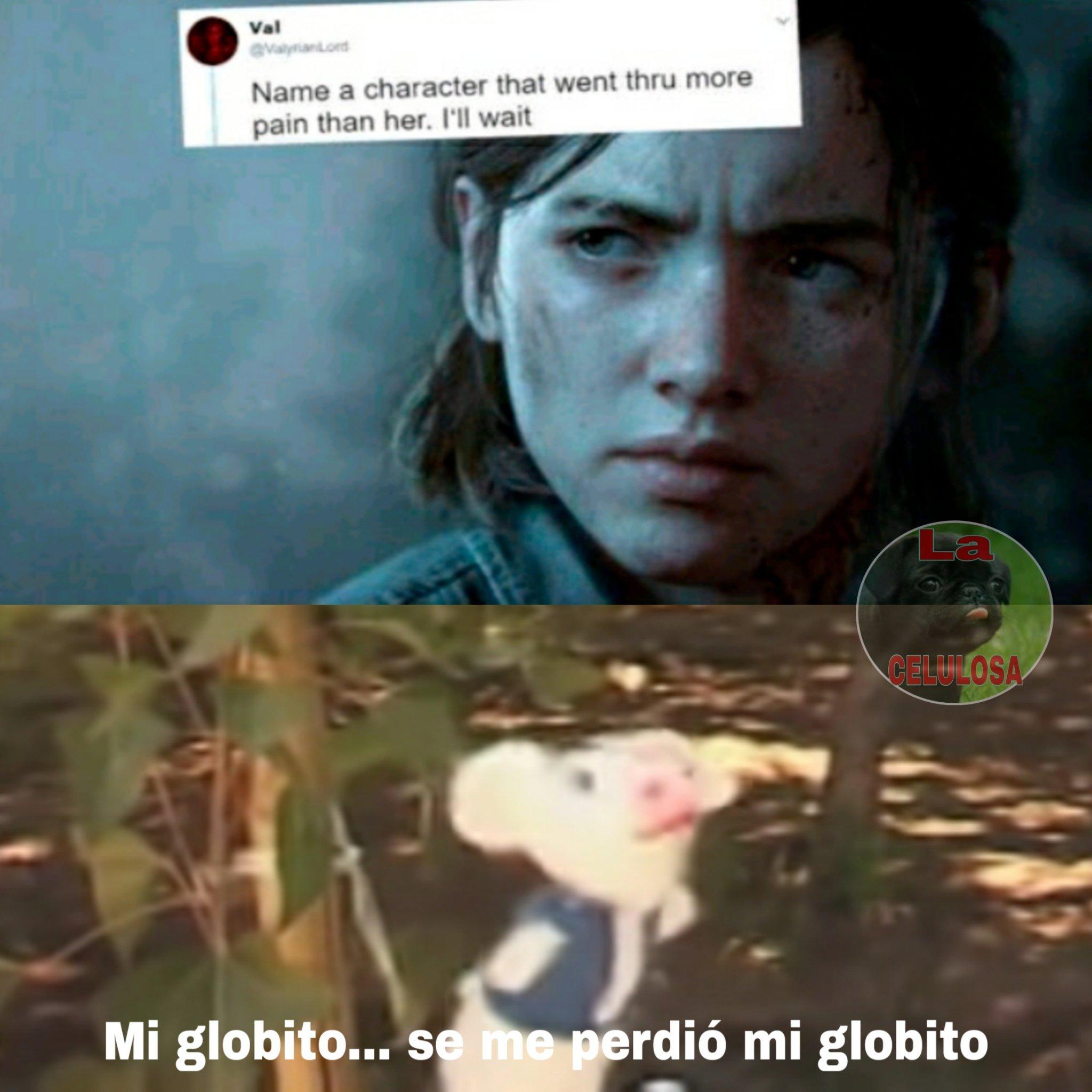 Nooo Carlitos :( - meme