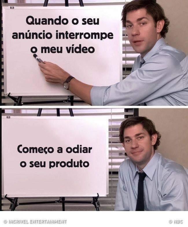 YouTube vanced (repost não passar) - meme