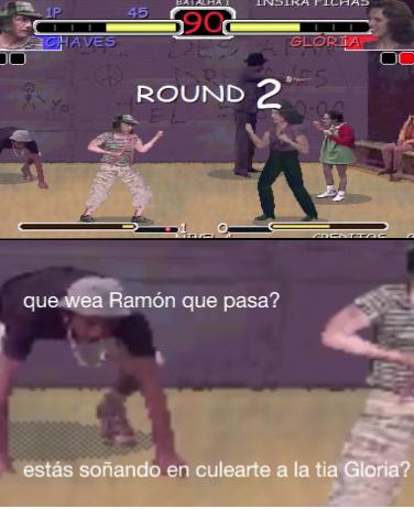 Don Ramón pajero ql - meme