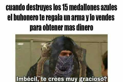 buhonero - meme