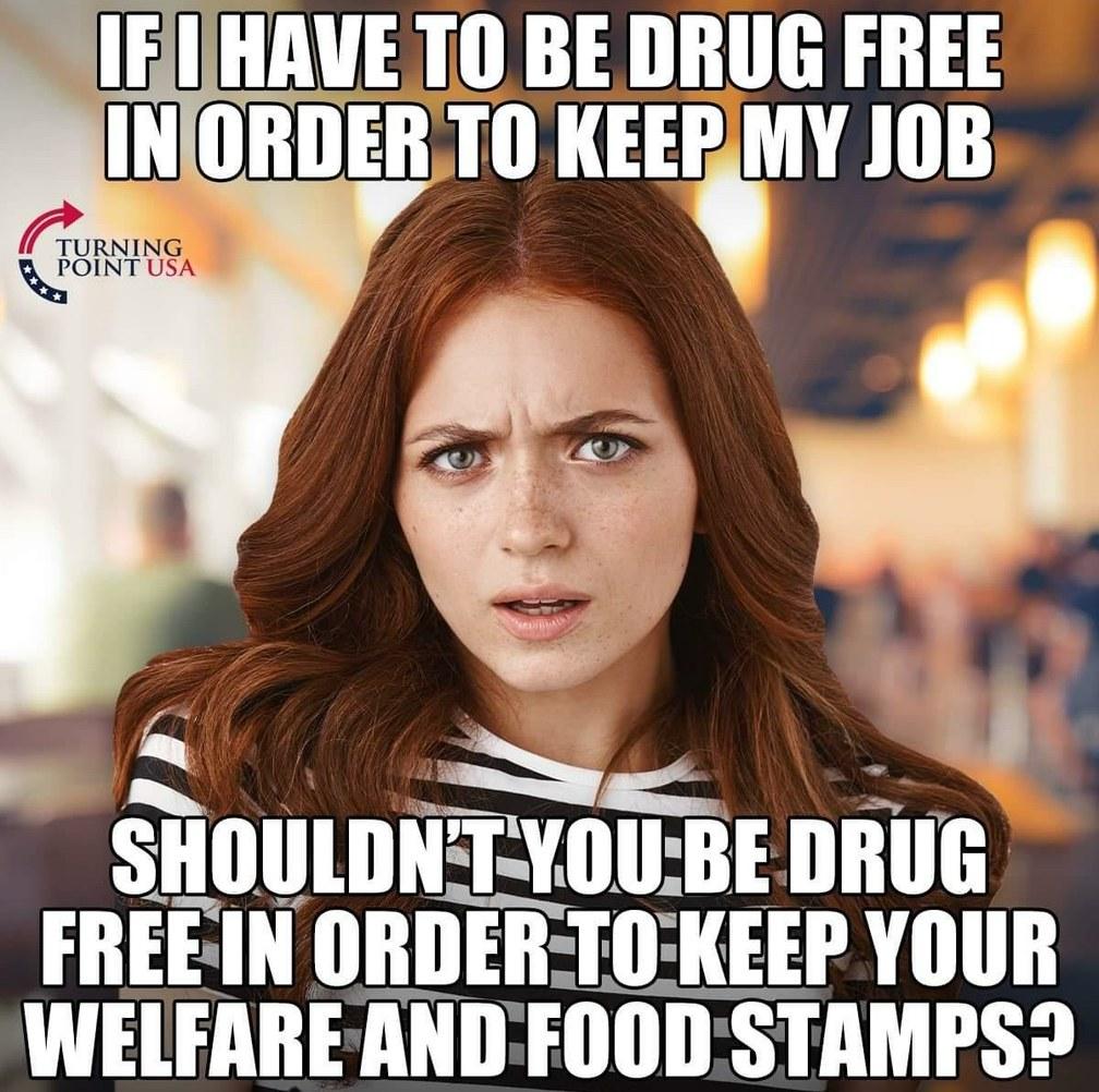 Personally make drugs like weed legal - meme