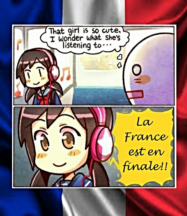 Viva la France - meme