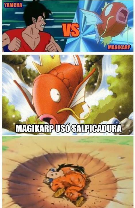 Ste Yamcha - meme