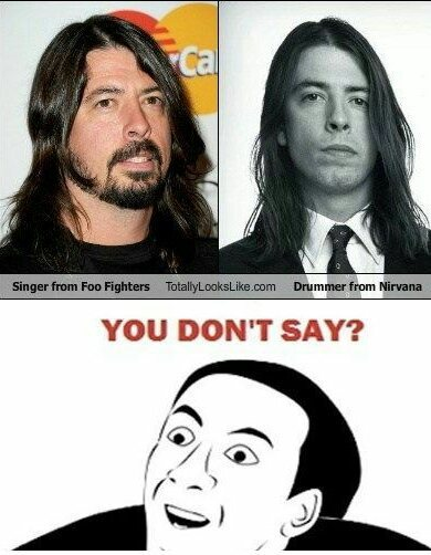 Dave Grohl - meme