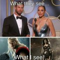 Thor vs wonder woman, who'd win?
