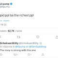 lil pump is not gucci.