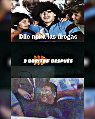 Maradona - meme