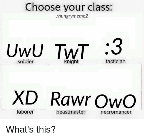=W= - meme