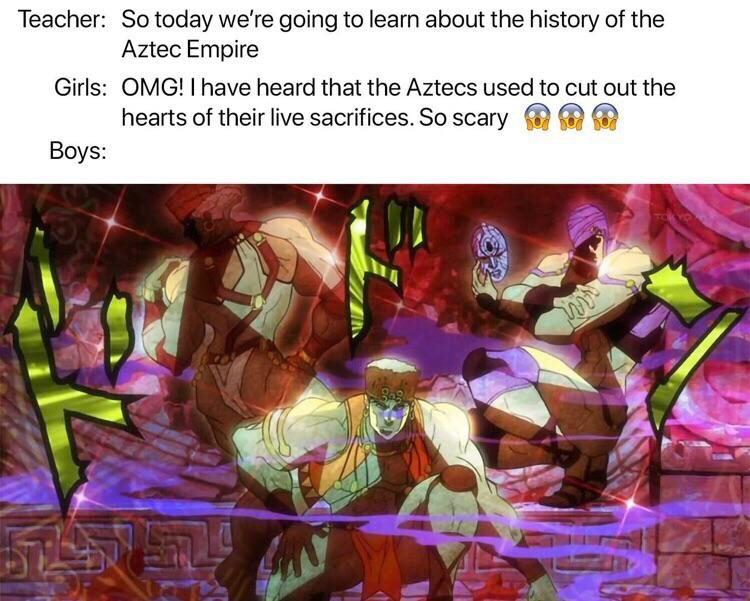 A W A K E N - meme