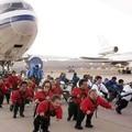 Décima primeira reunião de anões para reforma de avião ;-;