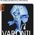 Varonil