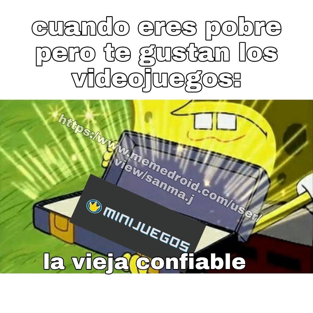 Realidad gamer - meme