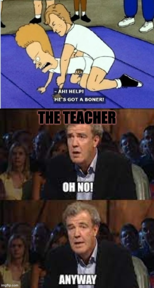 Teachers - meme