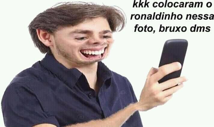 Kkkkkkkkk bruxo d+++++++ - meme