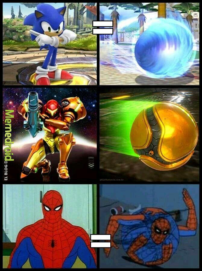 El titulo se fué con Spiderman - meme