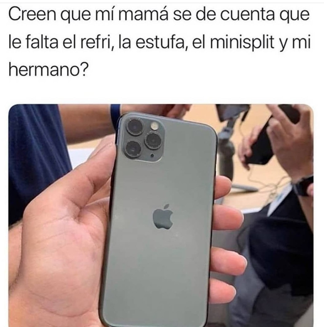 Iphone tripofobia :v - meme