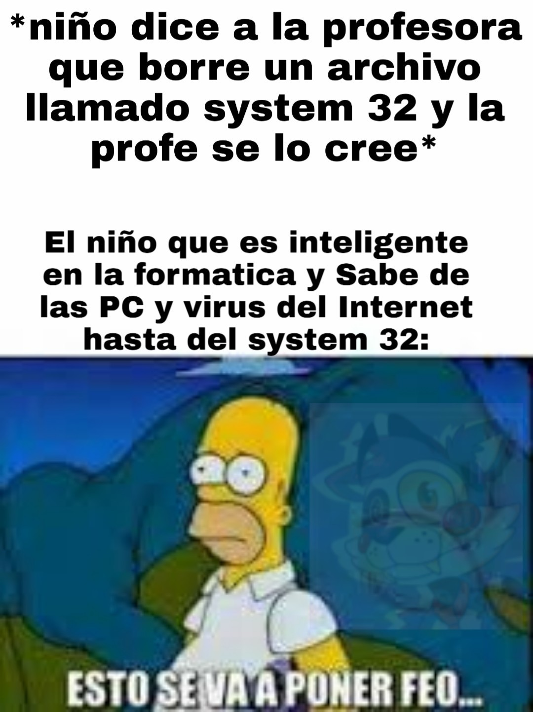 System 32 - meme