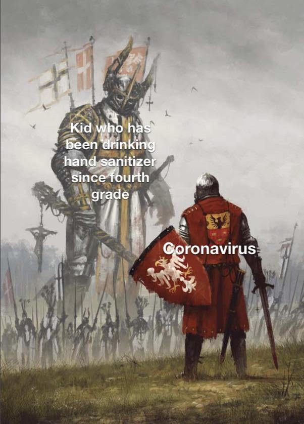 Myyyyyy Corona - meme