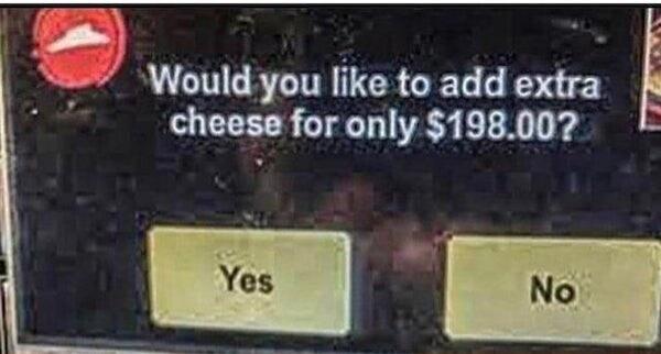 Bargain - meme