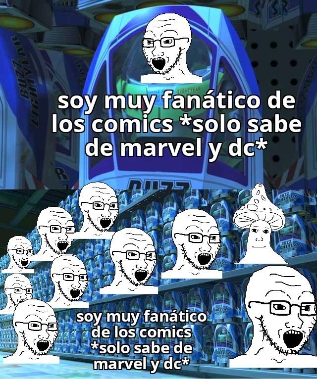 Como si no existiese the boys, transformers e invencible :no: - meme