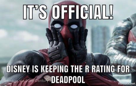 Thank you Disney - meme