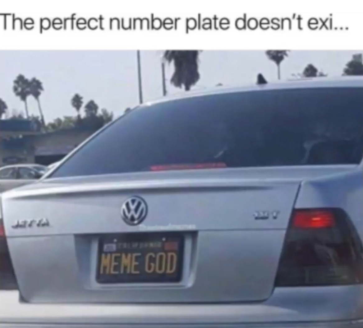 THE PERFECT PLATE - meme