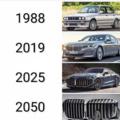 BMW nostrils