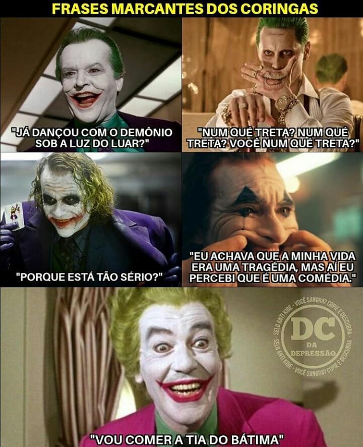 A tia do Batman - meme