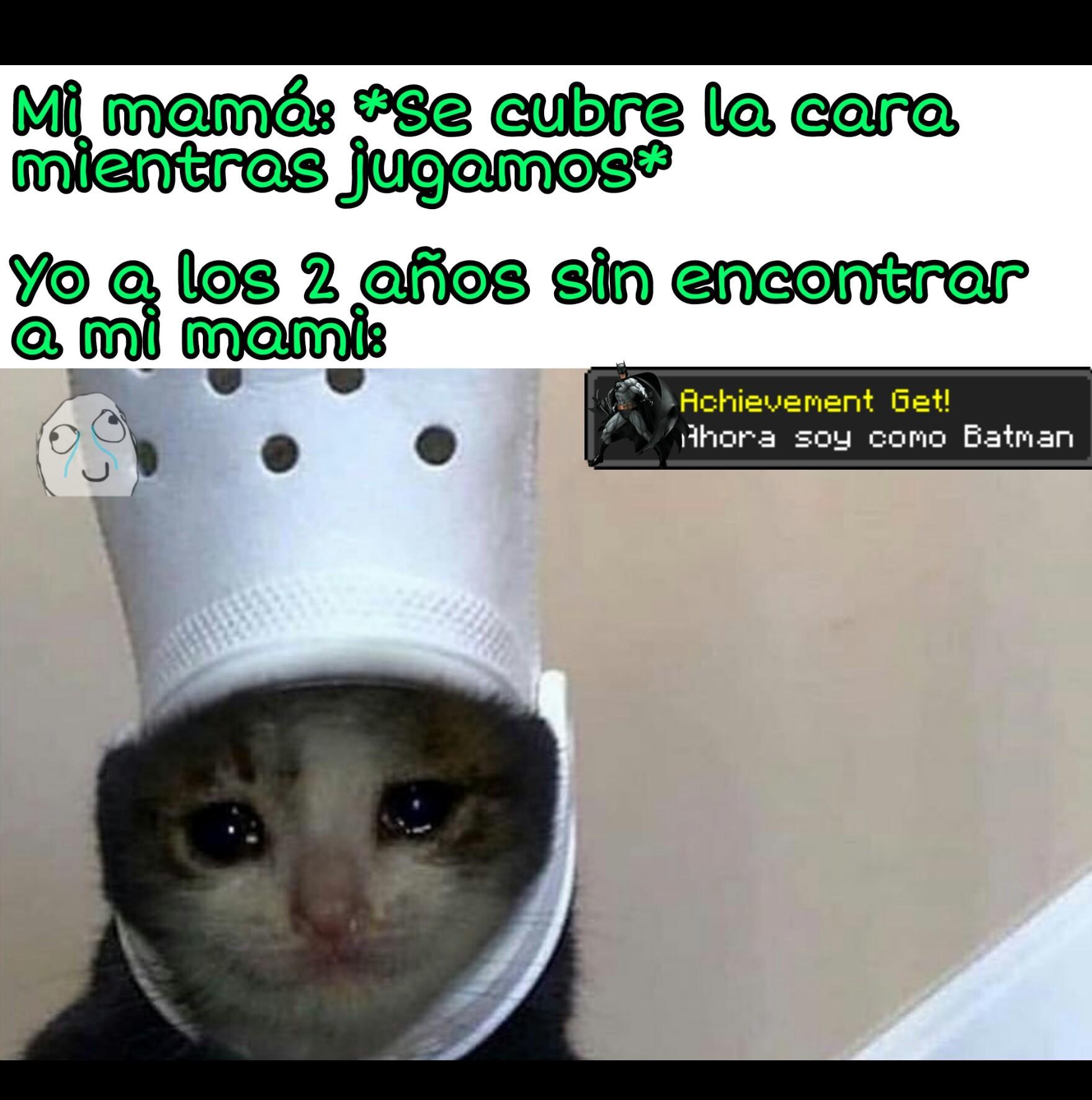 MAMI NOOOOOOO - meme