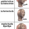 Mario 64 le pire jeux pour jouer la nuit