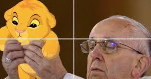El rey leon - meme